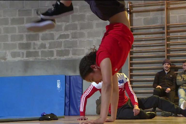 Le breakdance, nouvelle discipline olympique