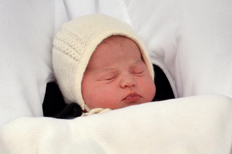 Son Altesse Royale, la Princesse Charlotte de Cambridge