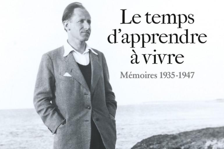 """""""Le temps d'apprendre a` vivre"""" de Georges-Emmanuel Clancier"""