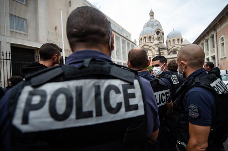 La police marseillais a arrêté Michel Campanella en juin 2020.