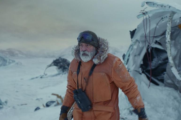 """George Clooney dans """"Minuit dans l'univers"""", le 23 décembre prochain sur Netflix"""