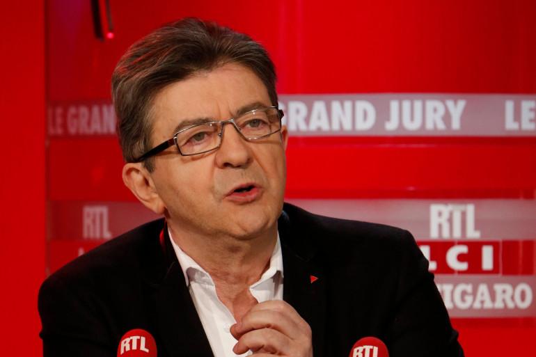 Mélenchon invité du Grand Jury dimanche 3 avril 2016