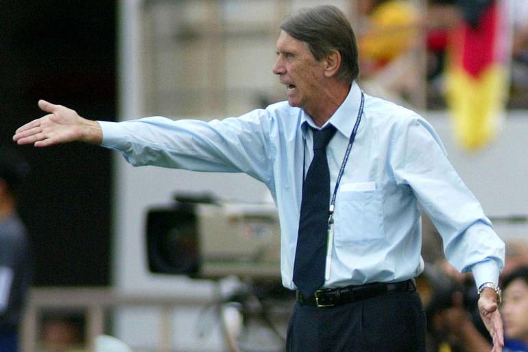 Cesare Maldini était à la tête de la sélection du Paraguay lors de la coupe du monde 2002.