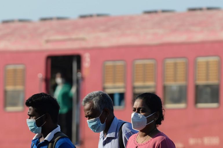 Au Sri Lanka, le nombre de cas de contamination au coronavirus a bondi depuis octobre.