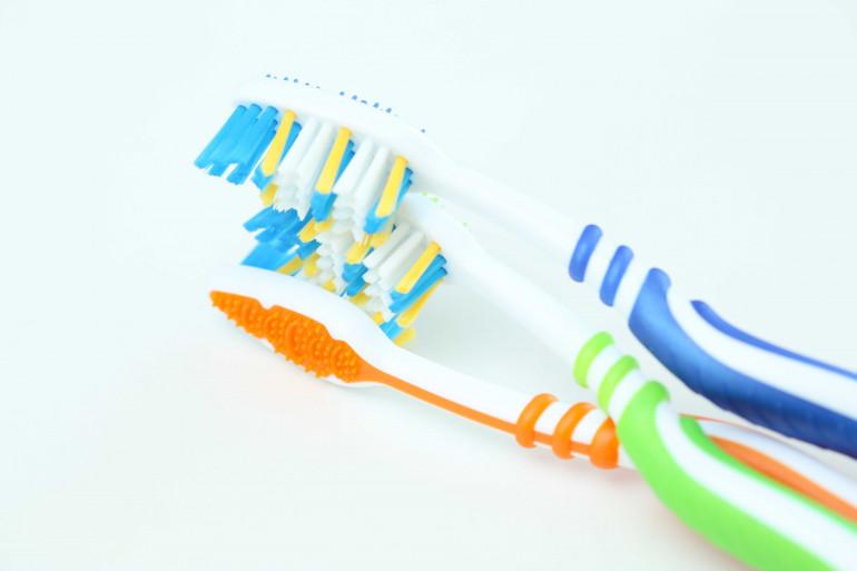 Des brosses à dents