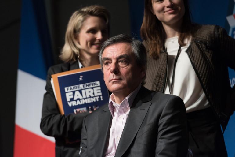 """François Fillon veut """"casser la baraque"""""""