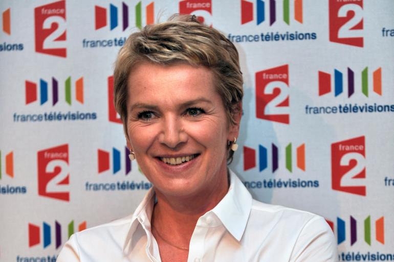 """Élise Lucet, présentatrice de """"Cash Investigation"""" sur France 2"""