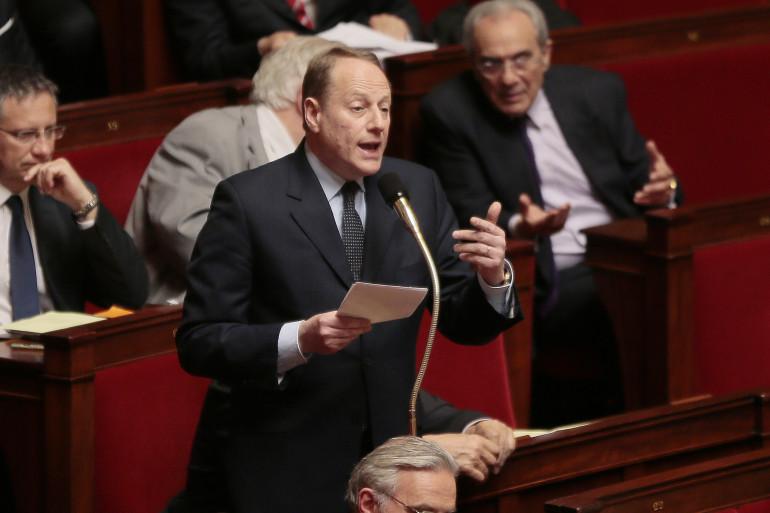 Philippe Goujon, le député-maire Les Républicains du XVe arrondissement de Paris