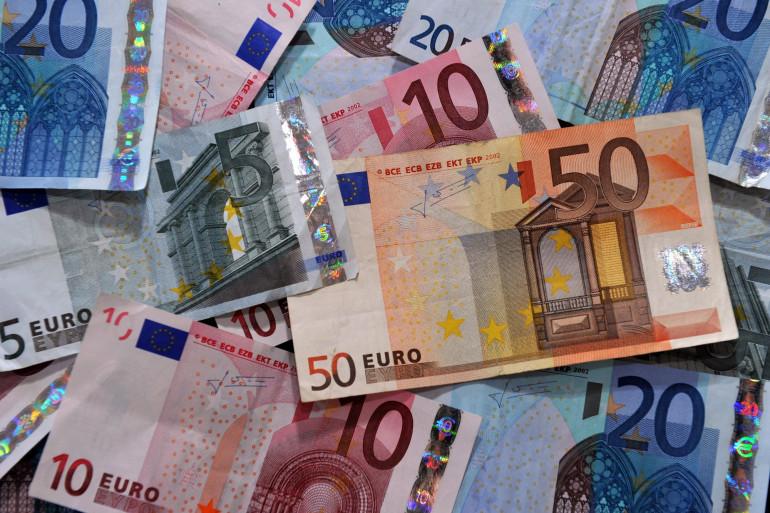 Des euros (illustration)
