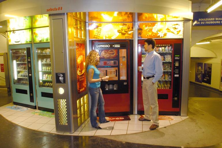 Les distributeurs automatiques existent depuis 2000 ans !