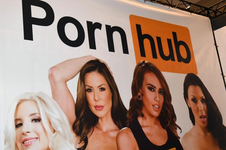 Le site Pornhub est accusé d'héberger des vidéos pédopornographiques et de viols.