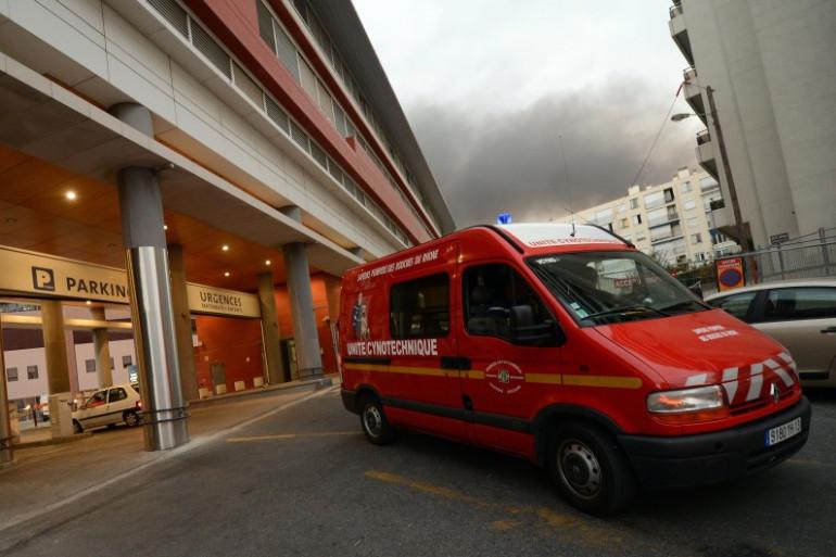 Un véhicule d'intervention de pompiers (illustration)