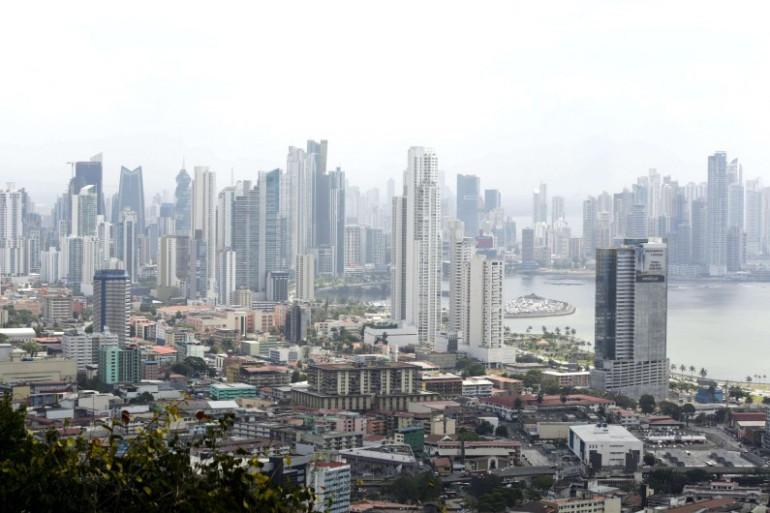 Une vue d'ensemble de Panama City (image d'illustration).