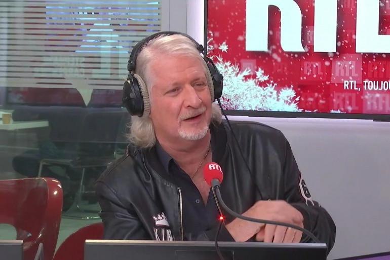 Patrick Sébastien, invité RTL Soir le 11 décembre 2020