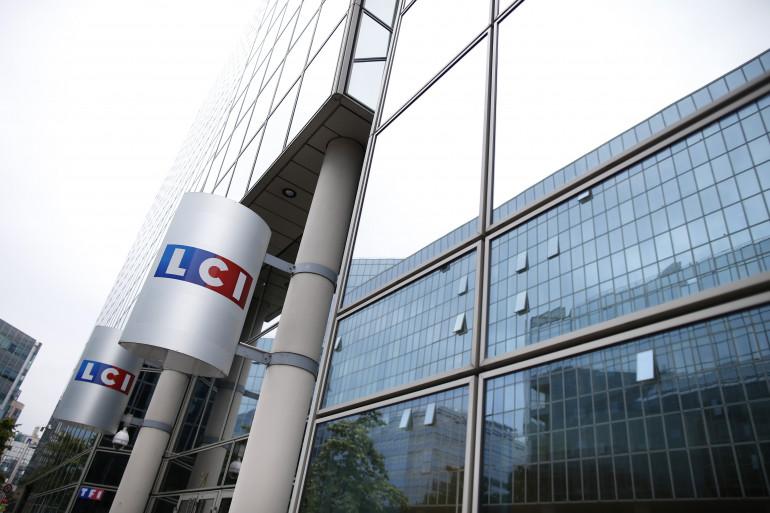 Les locaux de LCI à Boulogne Billancourt