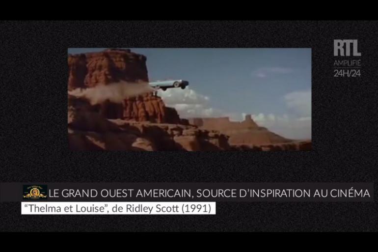 Le grand Ouest américain, source d'inspiration au cinéma