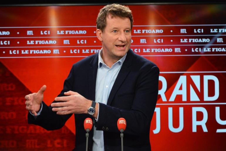 Yannick Jadot, le 13 décembre 2020