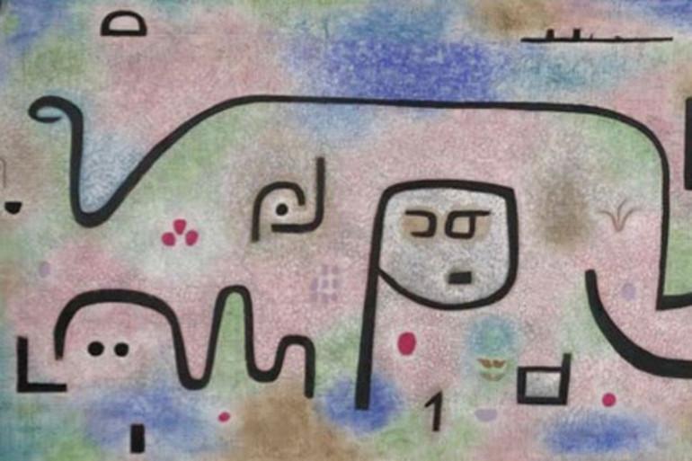 Paul Klee au Centre Pompidou