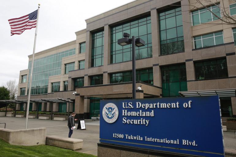 Le siège du département de la Sécurité intérieure des États-Unis (illustration)