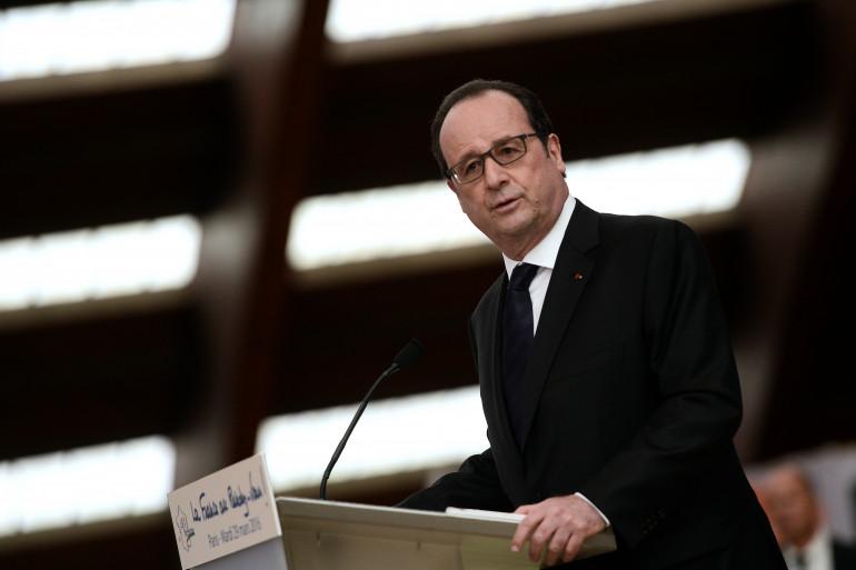 François Hollande ne veut pas de la primaire à gauche