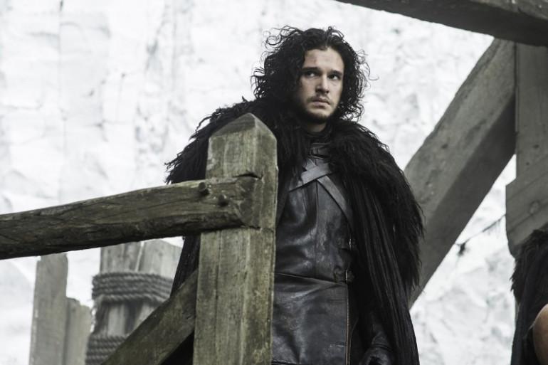 Le destin de Jon Snow est l'un des moments marquants de la saison 5