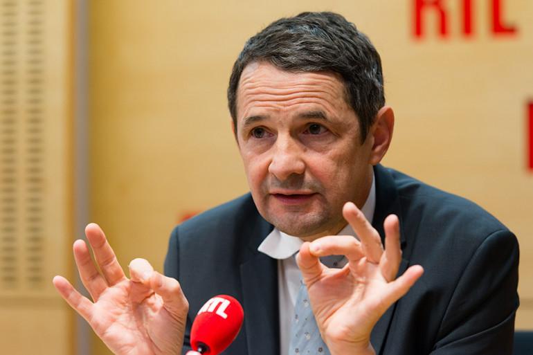 Thierry Mandon, invité de RTL, le 13 avril 2016