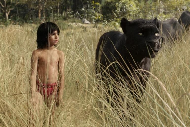 """""""Le Livre de la jungle"""" est sorti le 13 avril au cinéma"""