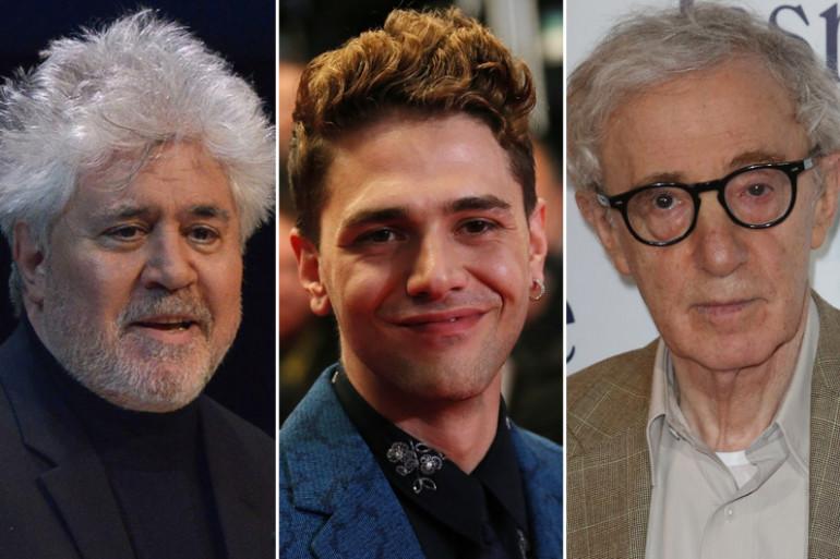 Cannes : Almodovar, Dolan et Allen