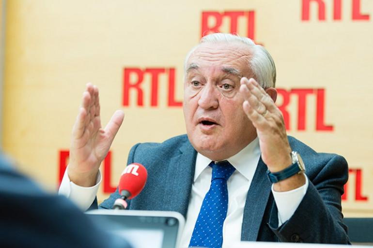 Jean-Pierre Raffarin, invité du vendredi 15 avril 2016.