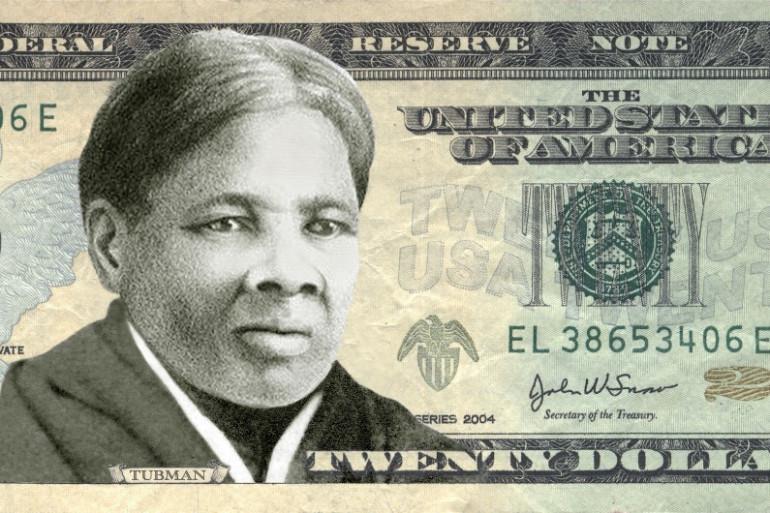 Harriet Tubman va remplacer Andrew Jackson sur les billets de 20 dollars