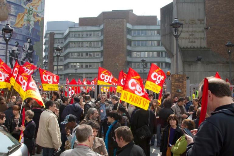 La CGT ne sera bientôt plus le premier syndicat de France