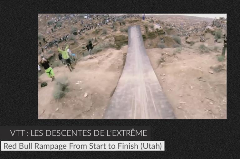 VTT : les descentes de l'extrême