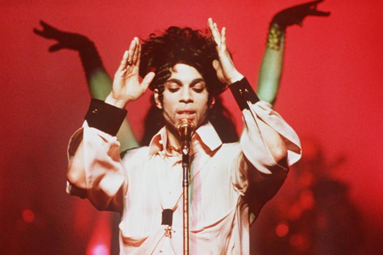 Prince, le 7 août 1993