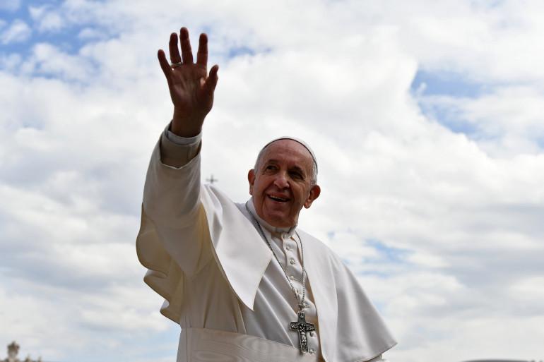 Le pape François, le 27 mars 2019 au Vatican