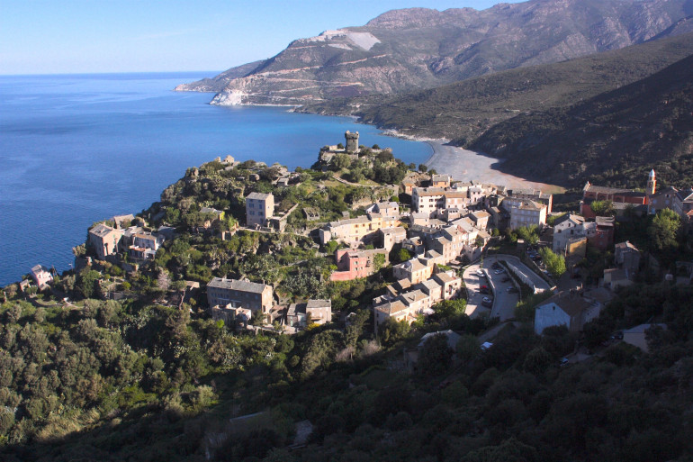 NONZA / Région CORSE / Département de la Haute-Corse