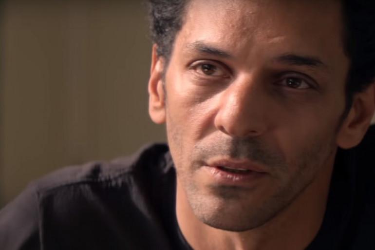 """Tomer Sisley incarne Aviram Dahan dans la série """"Messiah"""""""