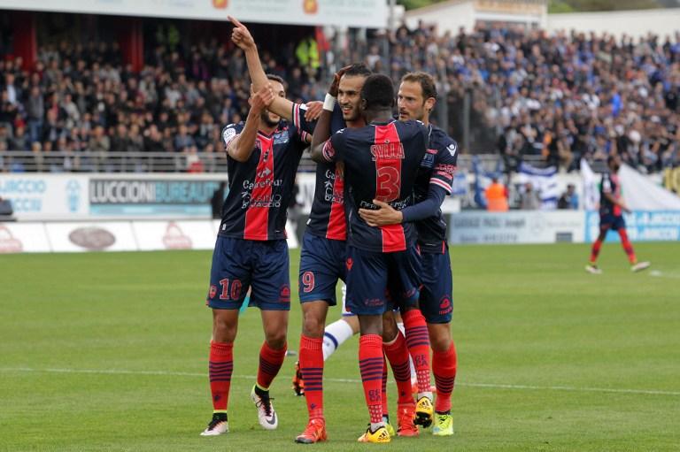 Le Gazélec a remporté le derby corse contre Bastia (3-2) et n'est plus relégable.