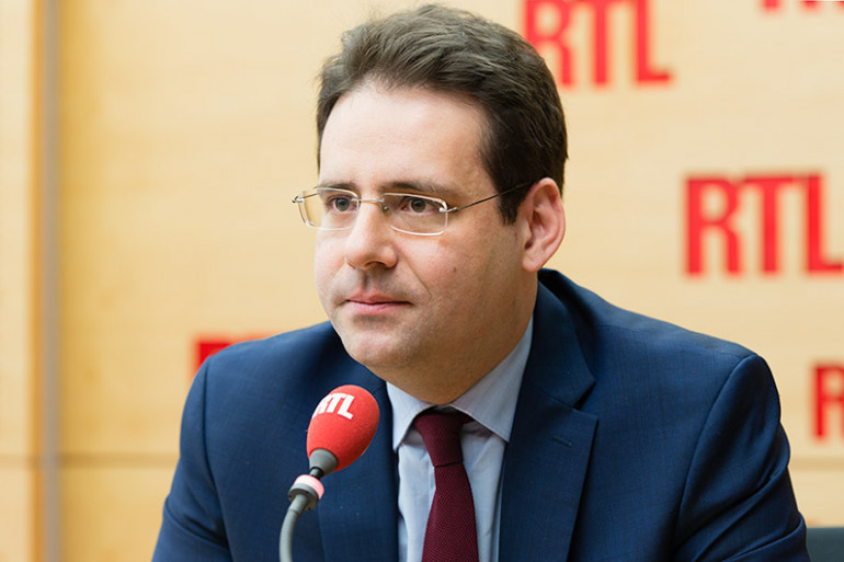 Matthias Kefl, invité de RTL le 26 avril 2016