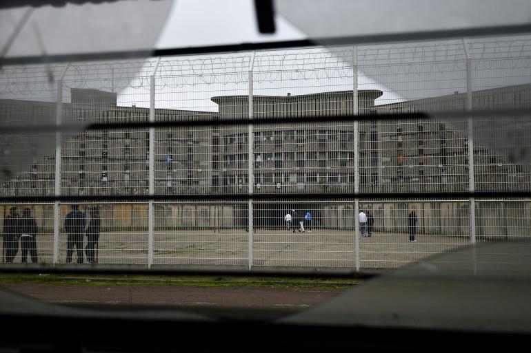 La prison de Fleury Mérogis (illustration)