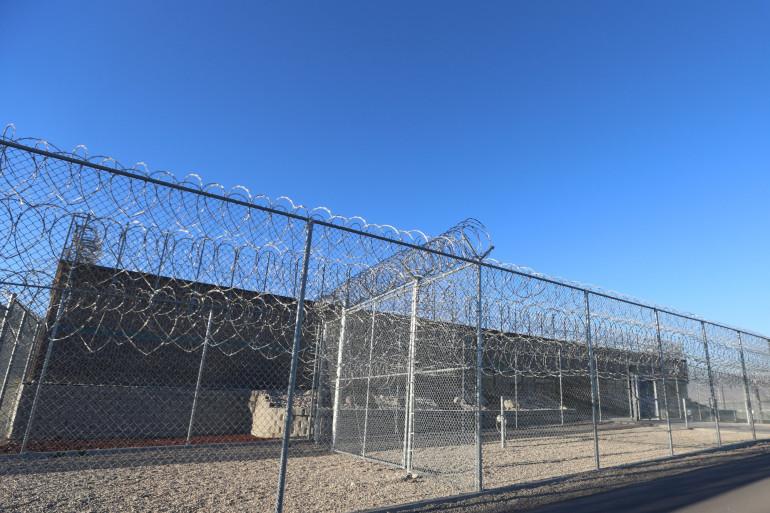 Une prison aux États-Unis (illustration)