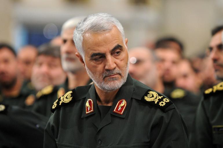 Le général iranien Qassem Soleimani, tué le 3 janvier par les États-Unis
