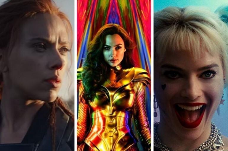 Découvrez le calendrier des films de 2020 de super-héros et héroïnes
