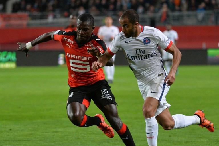 Paris s'était imposé 1-0 à Rennes au match aller