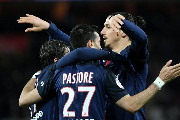 Zlatan Ibrahimovic et Paris établissent un nouveau record de victoires sur une saison