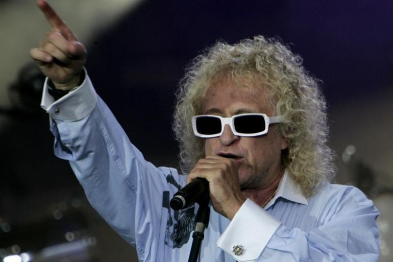 Michel Polnareff donne le premier concert de sa tournée à Épernay le 30 avril