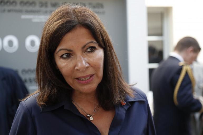 Anne Hidalgo, maire de Paris (illustration)
