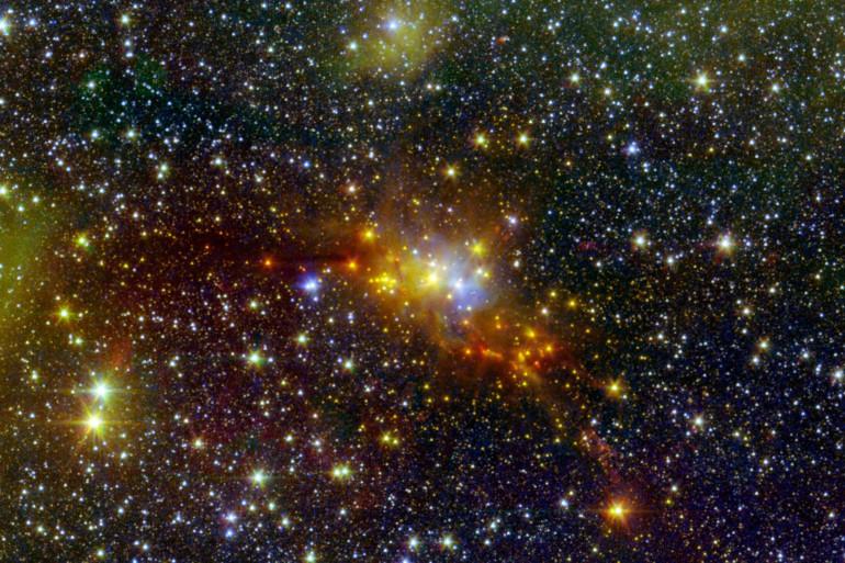 Votre signe du zodiaque représente les constellations qui passent derrière le soleil au moment de votre naissance (illustration)