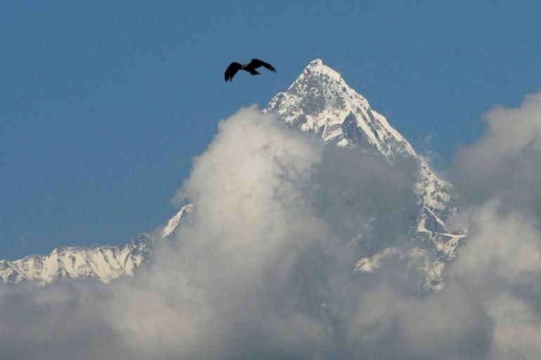 Une photo de l'Himalaya (illustration)