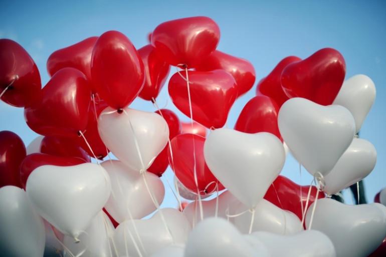 Pour rappel : la Saint-Valentin, c'est chaque 14 février (illustration)