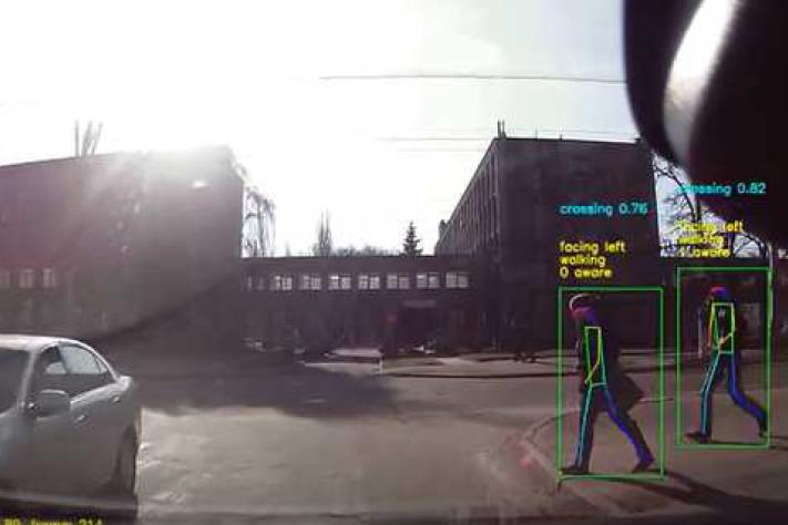 Valeo veut développer la conduite autonome en milieu urbain